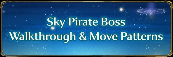 Sky Pirate Boss