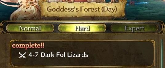Goddess's Forest