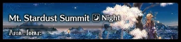 Mt. Stardust Summit (Night)