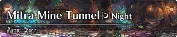 Mitra Mining Tunnel (Night)