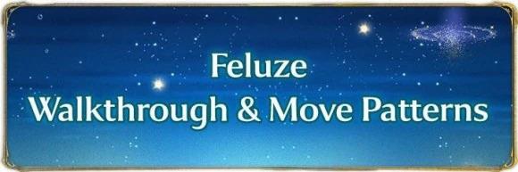Feluze Walkthrough and Move Patterns