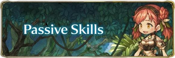 Passive Skills