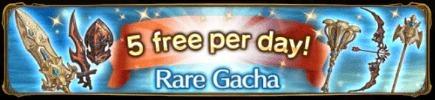 Play the Daily Free Gacha