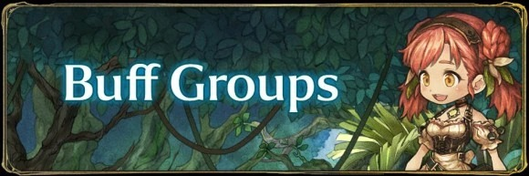 Buff Groups
