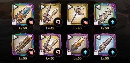 Max Level All Equipment