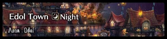 Edol Town (Night)